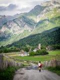 Svaneti Stock Photos