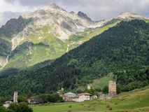 Svaneti Royalty Free Stock Image