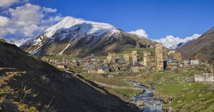 Svaneti Royalty Free Stock Photography