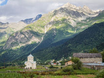 Svaneti Royalty Free Stock Images