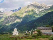 Svaneti Royalty Free Stock Images