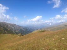 Svaneti superior Fotos de archivo libres de regalías