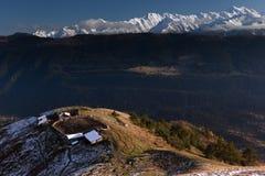 Svanetia Royalty Free Stock Image