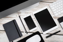 Svars- designmodell Arkivbild