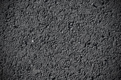 Svart asfalt texturerar Royaltyfri Foto