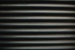 Svart bakgrund Abstrakt svart bakgrund Svart bakgrund för lodlinje Royaltyfri Fotografi