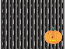 Svart bakgrund för Halloween Royaltyfri Foto