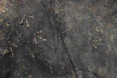 Svart bakgrund med spårar av höna tafsar royaltyfria bilder
