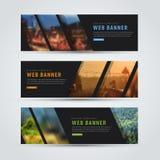 Svart baner av det standarda formatet med diagonalband för ett foto Arkivbild