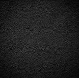 Svart betongvägg Royaltyfri Fotografi