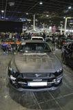 svart bilsport Royaltyfria Foton