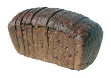 svart bröd släntrar Royaltyfria Bilder