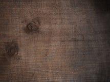 Svart bryner den skrapade grungeträskärbrädan Trä texturerar Arkivfoton