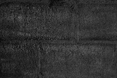 Svart cementväggtextur arkivfoton