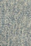 Svart denim texturerar Royaltyfri Fotografi