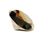 svart diamant Royaltyfri Fotografi