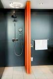 svart dusch Royaltyfria Bilder
