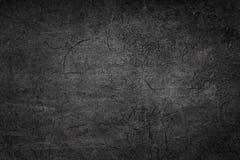 Svart eller grått för bakgrund knäcka för abstrakt bakgrund Arkivfoto