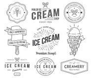 Svart för glass 2 Arkivbilder