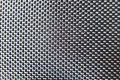 Svart fiberbakgrund Fotografering för Bildbyråer