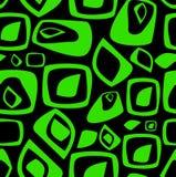 svart grönt stilfullt för bakgrund Arkivbilder