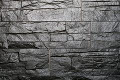 svart granit Royaltyfri Bild