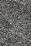 Svart granitlodlinje Arkivfoton