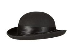 svart hatt Royaltyfria Bilder