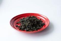 svart indisk tea Arkivbild
