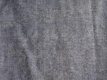 svart jeanstextur Arkivbilder