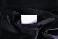 svart kort Royaltyfri Bild
