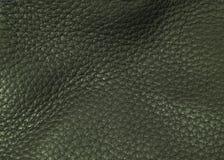 svart läder Royaltyfria Foton