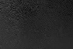 svart läder Royaltyfria Bilder