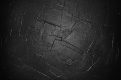 svart mörk textur Royaltyfria Bilder