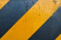 svart markeringsvägyellow Arkivfoton