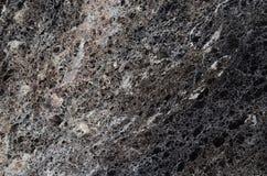 Svart marmortexturbakgrund, abstrakt naturlig textur för de Arkivbild