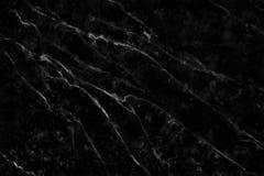 Svart marmortexturbakgrund i naturliga modeller med hög upplösning den lyxig specificerade strukturen som är ljus och royaltyfria foton