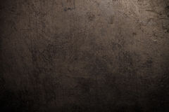 svart metall för bakgrund Yttersidan av pannan till ugnen signal Arkivbilder