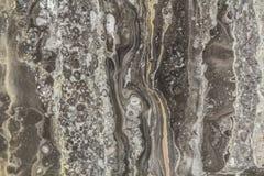 Svart modell för marmorabstrakt begreppbakgrund med hög upplösning Tappning- eller grungebakgrund av gammal väggtextur för naturl arkivbilder