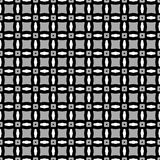 svart modellwhite Royaltyfri Foto
