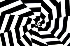svart optikwhite Arkivfoton