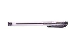 svart penna för ballpoint Royaltyfria Foton