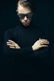 svart prince arkivfoto