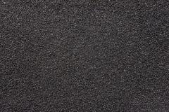 svart sand royaltyfria bilder