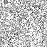 svart seamless white för bakgrund Vektor Illustrationer