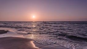 svart sikt för soluppgång för hav för crimea dag karaberg fotografering för bildbyråer