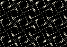 svart silver Arkivfoto