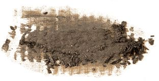 Svart slaglängd för borste för fläck för koltexturmålarfärg royaltyfri illustrationer