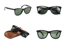 svart solglasögon Royaltyfria Foton