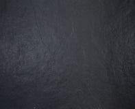 Svart stentexturbakgrund Royaltyfri Bild